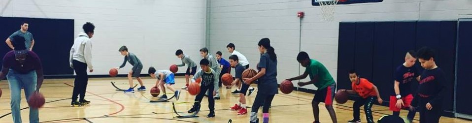 #1 Winter Basketball Skills Training in Mass!