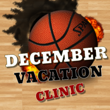 December Vacation Basketball Clinics MA