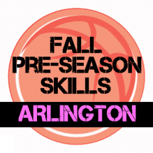 Fall Pre-Season Basketball Training Arlington