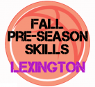 Lexington Fall Youth Basketball Skills Program