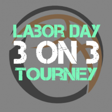 Labor Day 3on3 Tourney Greater Boston